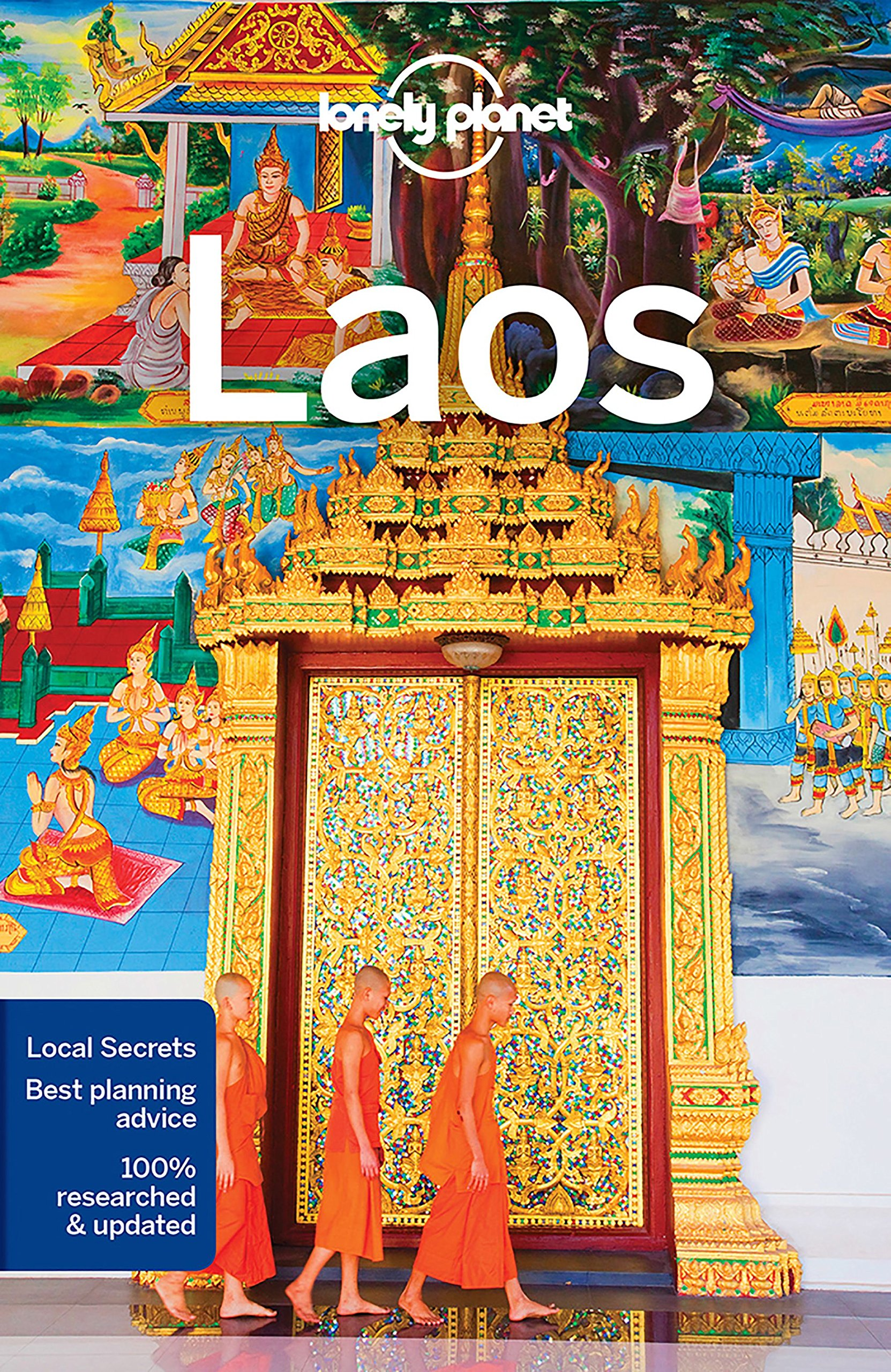 Lonely Planet Laos 9.