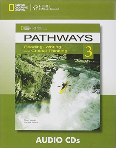 PATHWAYS READING, WRITING AND CRITICAL THINKING 3 AUDIO CD -...