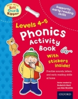STAGES 4-5 READ WITH BIF, CHIP AND KIPPER PHONICS ACTIVITY B...