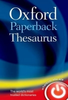 OXFORD PAPERBACK THESAURUS 4th Edition - WAITE, M.