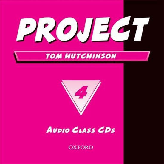 Project 4 Class Audio CDs /2/ - Tom Hutchinson