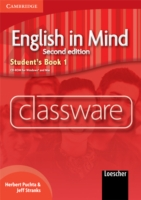 English in Mind 1 Classware CD-ROM Italian Edition