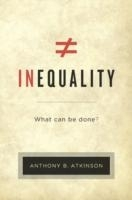 Inequality : What Can Be Done? - Atkinson, Anthony B.