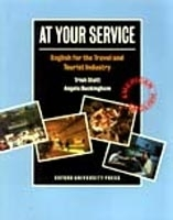 AT YOUR SERVICE STUDENT´S BOOK - STOTT, T.