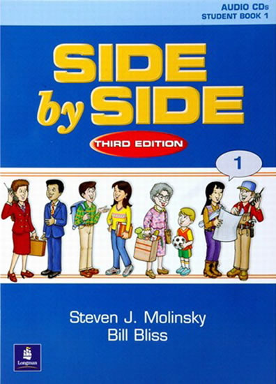 Side by Side 1 Student Book 1 Audio CDs (7) - Steven J. Molinsky