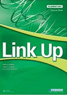 LINK UP ELEMENTARY COURSE BOOK + STUDENT AUDIO CD PACK - ADA...