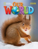 Our World Level Starter Student´s Book with CD-ROM - Pinkley...