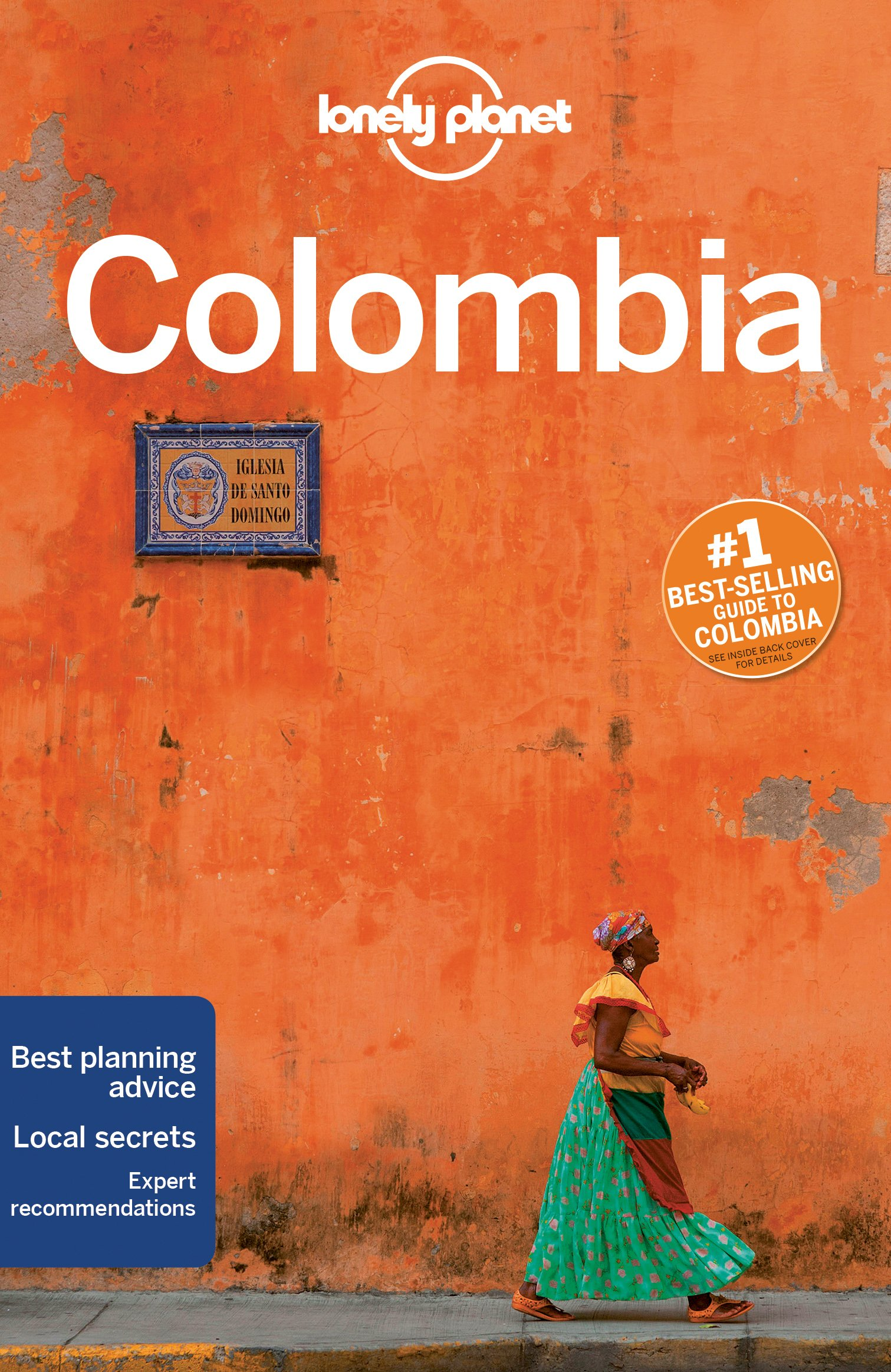 Colombia / průvodce Lonely Planet (anglicky) - Alex Egerton, Kevin Raub, Tom Masters