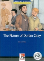 HELBLING READERS CLASSICS LEVEL 4 BLUE LINE - THE PICTURE OF DORIAN GRAY + AUDIO CD PACK - Oscar Wilde