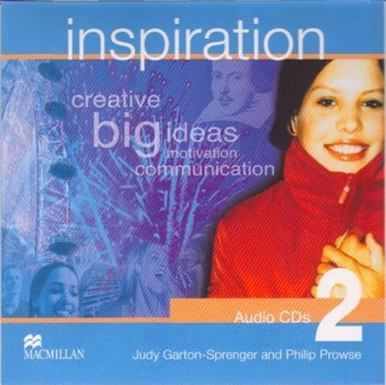 Inspiration 2: Class Audio CDs - Philip Prowse