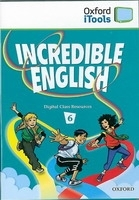 INCREDIBLE ENGLISH 6 iTOOLS CD-ROM - PHILLIPS, S., REDPATH, ...