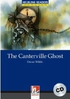HELBLING READERS CLASSICS LEVEL 4 BLUE LINE - THE CANTERVILLE GHOST + AUDIO CD PACK - WILDE, O.