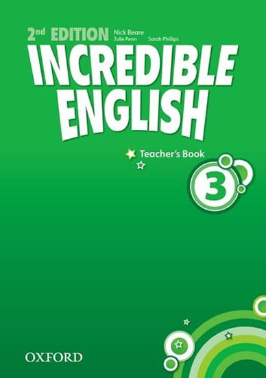 Incredible English 3 Teacher´s Book (2nd)