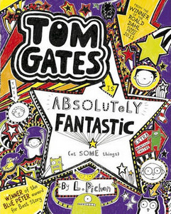 Tom Gates Is Absolutely Fantastic (at Some Things) - Liz Pic...