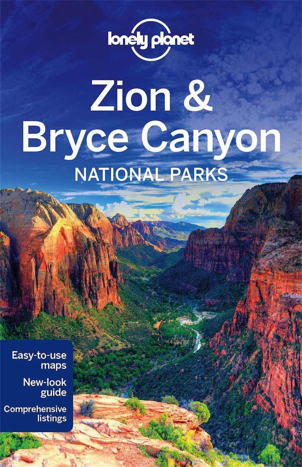 Lonely Planet Zion & Bryce Canyon NP 3.