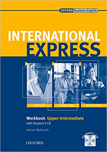 NEW INTERNATIONAL EXPRESS UPPER INTERMEDIATE WORKBOOK + STUD...