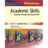 NEW HEADWAY ACADEMIC SKILLS 1 STUDENT´S BOOK - HARRISON, R.