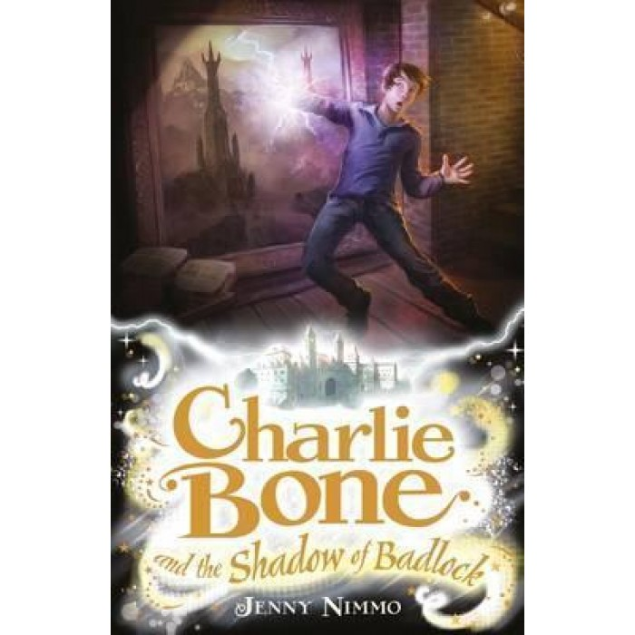 CHARLIE BONE AND THE SHADOW OF BADLOCK (CHILDREN OF THE RED ...