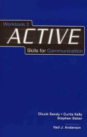 ACTIVE SKILLS FOR COMMUNICATION 2 WORKBOOK - SANDY, Ch., KNI...