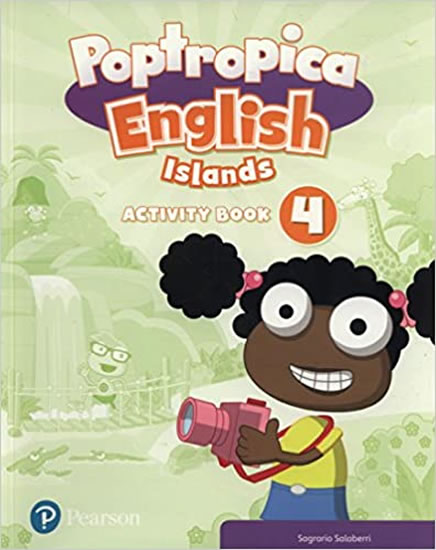 Poptropica English Islands 4 Activity Book