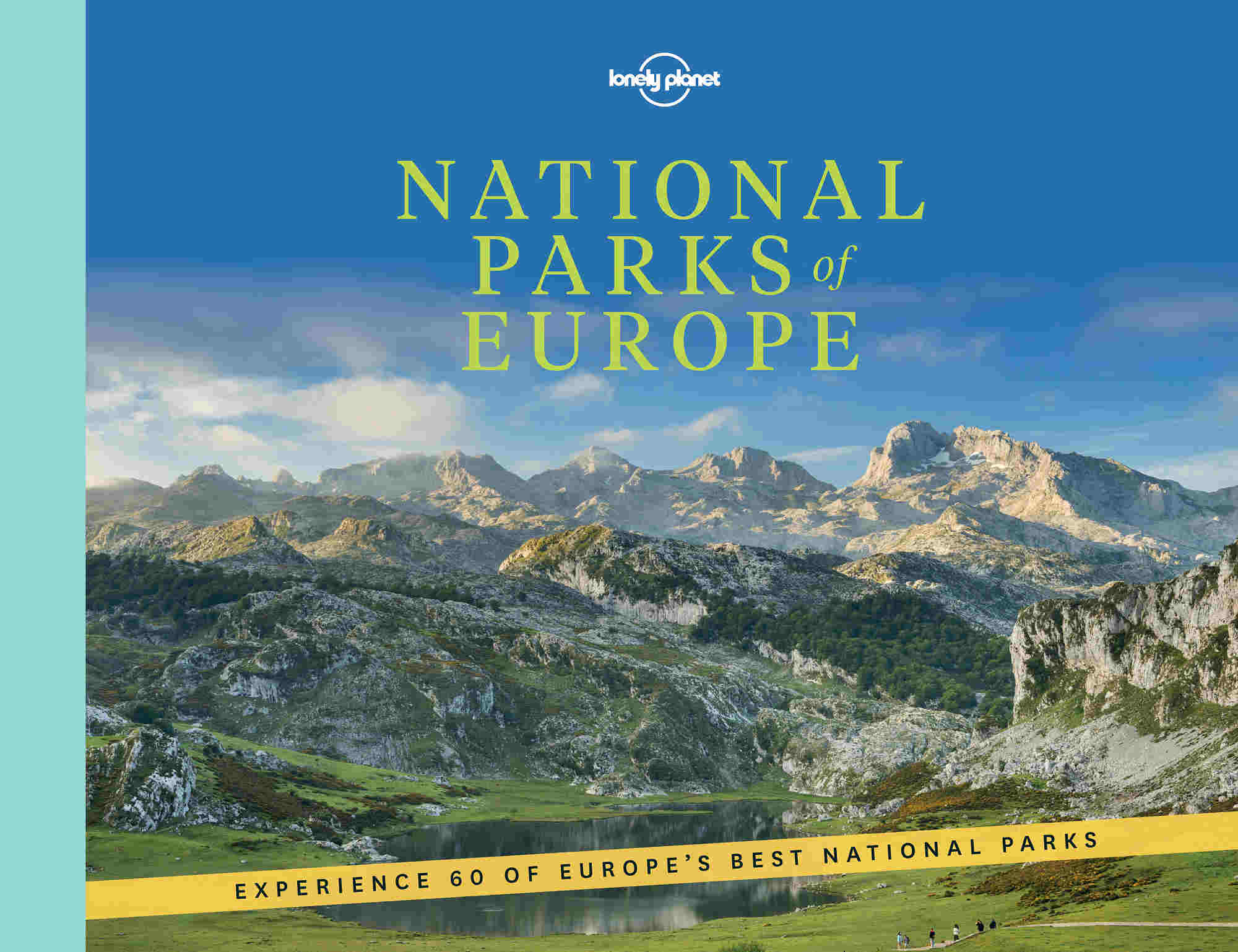 Lonely Planet National Parks of Europe 1.
