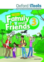 Family and Friends 2nd Edition 3 iTools - Simmons, N.