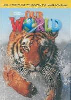OUR WORLD Level 3 INTERACTIVE WHITEBOARD SOFTWARE (DVD-ROM) ...