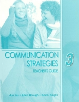 COMMUNICATION STRATEGIES Second Edition 3 TEACHER´S GUIDE - ...