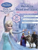 Frozen - Words to Read and Learn (Ages 6-7) (Disney Learning...
