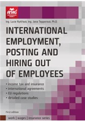 International employment, posting and hiring out of employee...