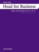 HEAD FOR BUSINESS UPPER INTERMEDIATE TEACHER´S BOOK - NAUNTO...