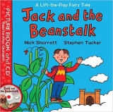 Jack and the Beanstalk (Lift-the-flap Fairy Tales) - Tucker,...