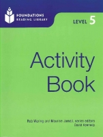 FOUNDATIONS READING LIBRARY Level 5 ACTIVITY BOOK - WARING, ...