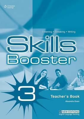 SKILLS BOOSTER 3 TEACHER´S BOOK - GREEN, A.