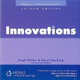 INNOVATIONS UPPER INTERMEDIATE CLASS AUDIO CD - DELLAR, H., ...