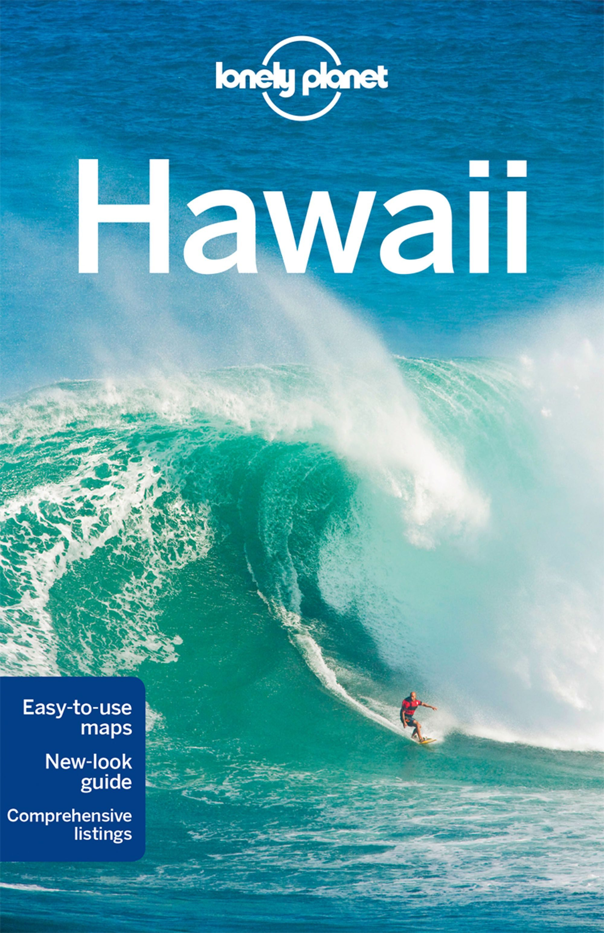 Lonely Planet Hawaii 12.