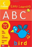 ABC Age 3-5: Book 1 (Collins Easy Learning Age 3-5)
