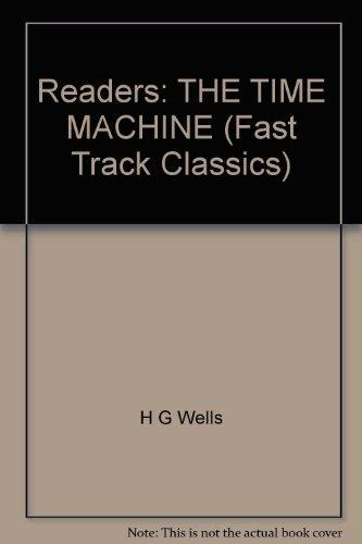 THE TIME MACHINE + CD PACK (Fast Track Classics - Level INTE...