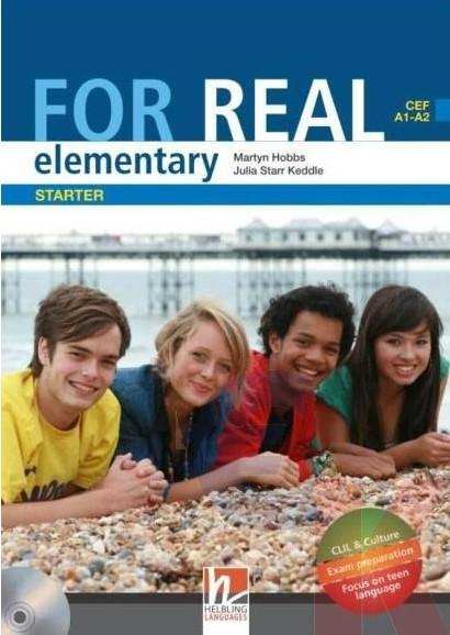 FOR REAL ELEMENTARY STUDENT´S PACK (Starter + Student´s Book...