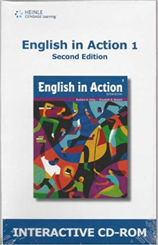 ENGLISH IN ACTION Second Edition 1 INTERACTIVE CD-ROM - FOLEY, B. H., NEBLETT, E. R.