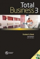 Heinle ELT TOTAL BUSINESS UPPER INTERMEDIATE STUDENT´S BOOK + CD - DUMM...