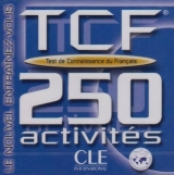 TCF 250 AUDIO CD - COLLECTIF