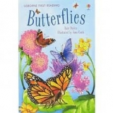 Usborne Publishing USBORNE FIRST READING LEVEL 4: BUTTERFLIES - DAVIES, K.