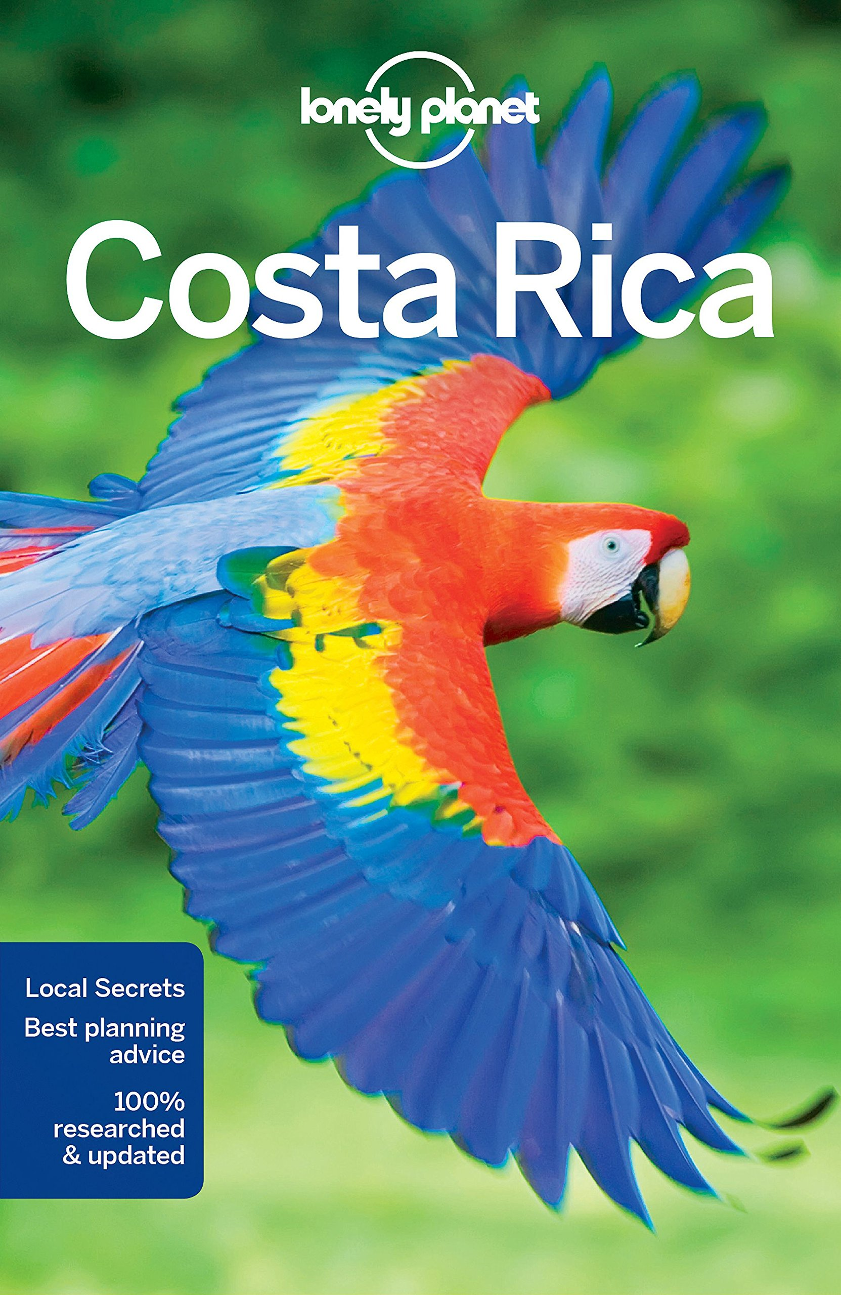 Lonely Planet Costa Rica 12.