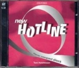 NEW HOTLINE STARTER CLASS AUDIO CDs /2/ - HUTCHINSON, T.