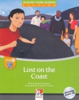 HELBLING YOUNG READERS Stage E: LOST ON THE COAST + CD-ROM P...