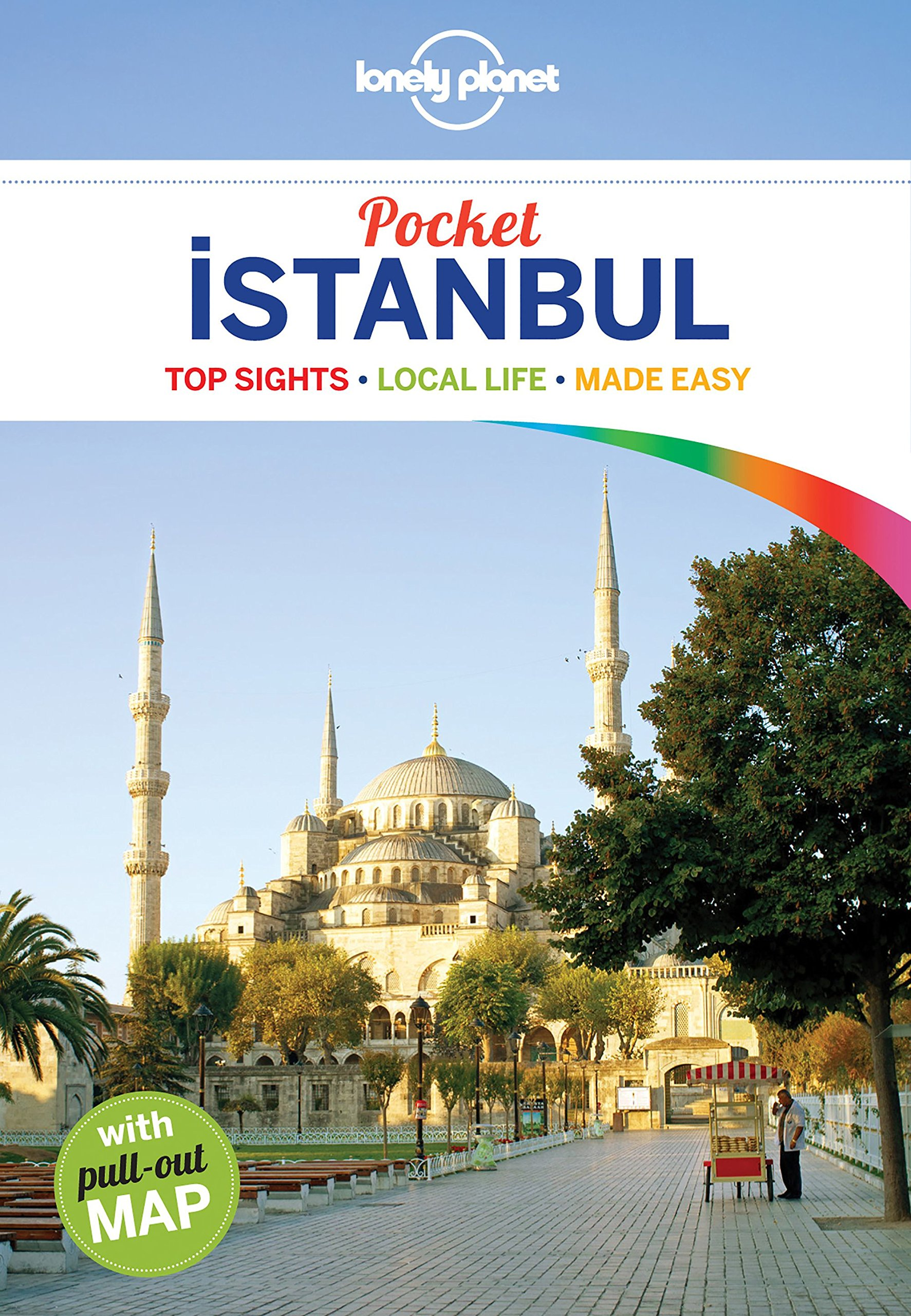Lonely Planet Istanbul Pocket Guide 6.