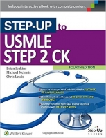 Step-Up to USMLE Step 2 CK, 4th Ed. - McInnis, M.