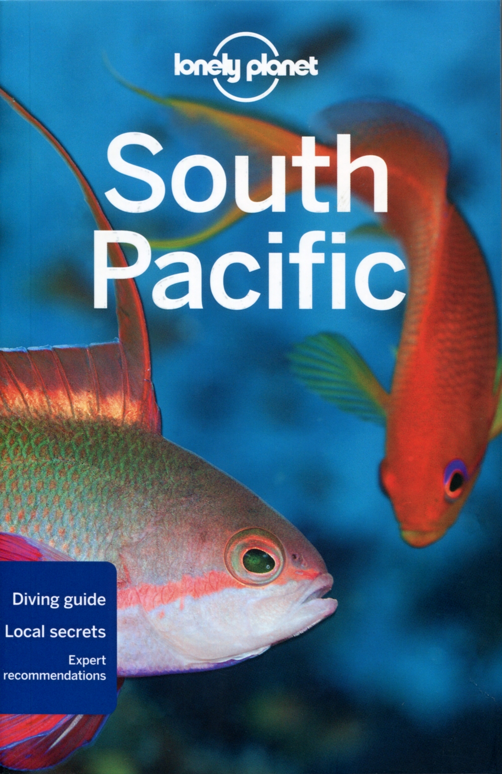 Lonely Planet South Pacific 6.