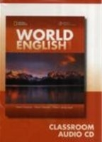WORLD ENGLISH 1 CLASS AUDIO CD - CHASE, R. T., JOHANNSEN, K. L., MILNER, M.